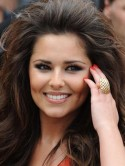 Cheryl Cole goes for nude lips in LA