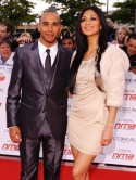 Nicole Scherzinger: I'm not engaged to Lewis Hamilton, despite what Dad says