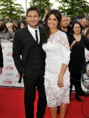 Christine Bleakley tells Elen Rivas not to slag off Frank Lampard at Christmas on Twitter