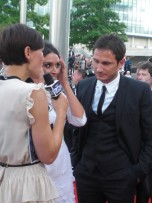 Emma Willis, Christine Bleakley and Frank Lampard | National Movie Awards 2011 | Pictures | Photos | New