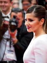 Cheryl Cole at Cannes | Pictures | White dress | new
