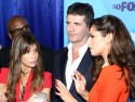 The photos of Cheryl Cole and Paula Abdul Simon Cowell didn't want you to see