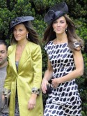 Kate and Pippa Middleton's former teacher: They're both tough girls but Pippa's better at taking knocks