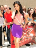 Nicole Scherzinger: I was very hurt by claims Cheryl Cole's US X Factor sacking was a fix
