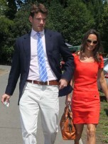 Alex Loudon and Pippa Middleton | Wimbledon 2011 | Pictures | Photos | New