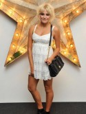 Get the look: Pixie Lott's sexy summer smoky eyes
