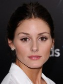 Olivia Palermo's lush false lashes