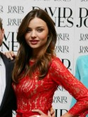 Miranda Kerr is one yummy mummy