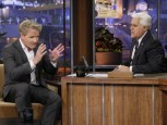 Gordon Ramsay and Jay Leno | Pictures | Photos | New
