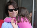 Tom Cruise and daughter Suri visit New York
