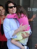 TOMKAT DIVORCE! Tom Cruise's lawyer: He'll be seeing his daughter Suri Cruise very soon