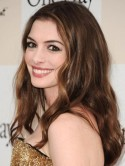 Vegan Anne Hathaway given pet calf as wedding present