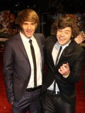 One Direction's Harry Styles and Liam Payne go back to school in naked nightmares