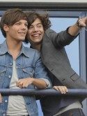1D's Louis Tomlinson: Harry Styles pulled the most girls during Up All Night tour - but we don't keep a tally