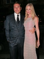 David Walliams and Lara Stone | Pictures | Photos | New