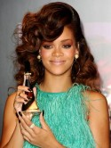 PICTURES Rihanna launches new perfume Reb'l Fleur in London