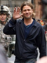 Brad Pitt | Zombie | World War Z | Pictures | Photos | New