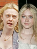 REVEALED Celebrity make-up miracles