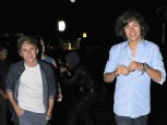 Niall Horan and Harry Styles | Alexandra Burke's Birthday | Pictures | Photos | New