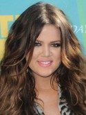 Khloe Kardashian's gorgeous petal-pop lips