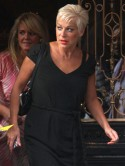 Denise Welch bursts into tears as Michael Madsen labels her 'emotionally disturbed' on CBB