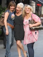 Carol Vorderman, Denise Welch and Sally Lindsay | Pictures | Photos | New