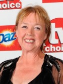 Emmerdale's Pauline Quirke shows off 7st weight loss at TV awards bash