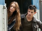 Taylor Lautner and Lily Collins star in hot new action movie Abduction