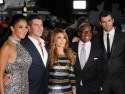 Simon Cowell launches first X Factor USA in LA