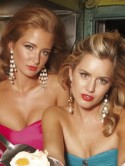 NEW VIDEOS Made In Chelsea's Millie Mackintosh gives Caggie Dunlop her make-up masterclass for summer