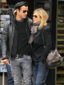 Jennifer Aniston's boyfriend Justin Theroux: I go to bed thinking I'm the luckiest guy in the world