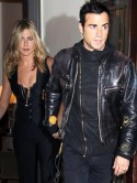 Justin Theroux tells Jennifer Aniston: I'm not good enough for you