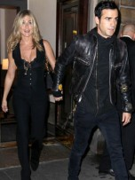 Justin Theroux Jennifer Aniston | Sony &#039;Five&#039; Screening | Pictures | Photos | New | Celebrity News