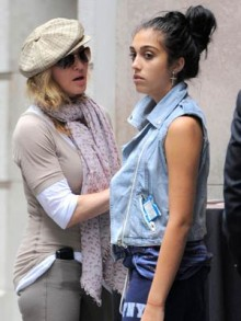 Madonna and Lourdes Leon | Celebrity Spy | New | Pictures | Photos | New | Celebrity Spy