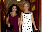 The Saturdays get dressed up for night out at the Pride Of Britain Awards in London