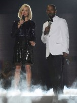 Fearne Cotton and Jamie Foxx | Michael Jackson Tribute Concert | New | Pictures | Photos | Celebrity News