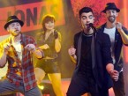 Joe Jonas performs his new single Just In Love live on Daybreak