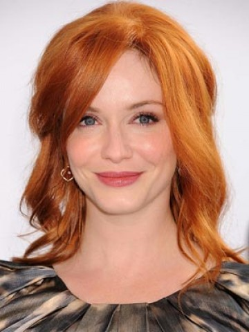 Hot celebrity red heads