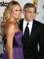 George Clooney and Stacy Keibler | 15th Annual Hollywood Film Awards Gala | Pictures | Photos | New | Celebrity News