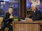 Justin Bieber talks Selena Gomez and Mistletoe on US chat show