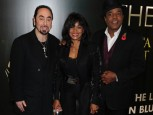David Gest, Rebbie Jackson, and Tito Jackson | Michael Jackson Film Premiere | Pictures | Photos | News | Celebrity News