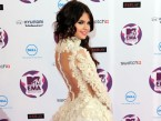 Selena Gomez wows in white lace dress at MTV Europe Music Awards