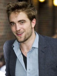 Robert Pattinson | Late Show With David Letterman | Pictures | Photos | New | Celebrity News