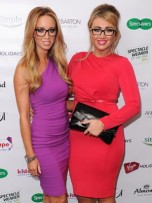 Lauren Pope and Lauren Goodger | Specsavers Spectacle Wearer Of The Year 2011 | Pictures | Photos | New
