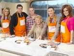 Lauren Goodger, James Argent, Phil Vickery, Nanny Pat, Kirk Norcross and Maria Fowler | TOWIE star Lauren Goodger beats Maria Fowler to win This Morning challenge | Pictures | Photos | New | Celebrity News