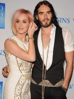 Katy Perry and Russell Brand | Katy Perry and Russell Brand at awards ceremony | Pictures | Photos | New | Celebrity News