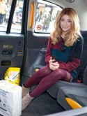The Now camera phone: Nicola Roberts