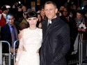 Daniel Craig takes the lead at The Girl With The Dragon Tattoo London movie premiere