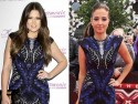 SNAP DRESS! Frockgate 2011 -  celebrity same outfits