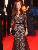 Dress queen Kate Middleton doesn't think she's trendy